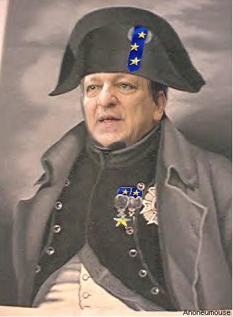 A dimensão napoleónica do Comissário Barroso
