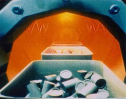 Processo de eliminação de 68 toneladas de plutónio nos EUA e Rússia