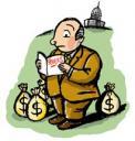 Dinheiros e Regras - Cartoon americano sobre Lóbismo